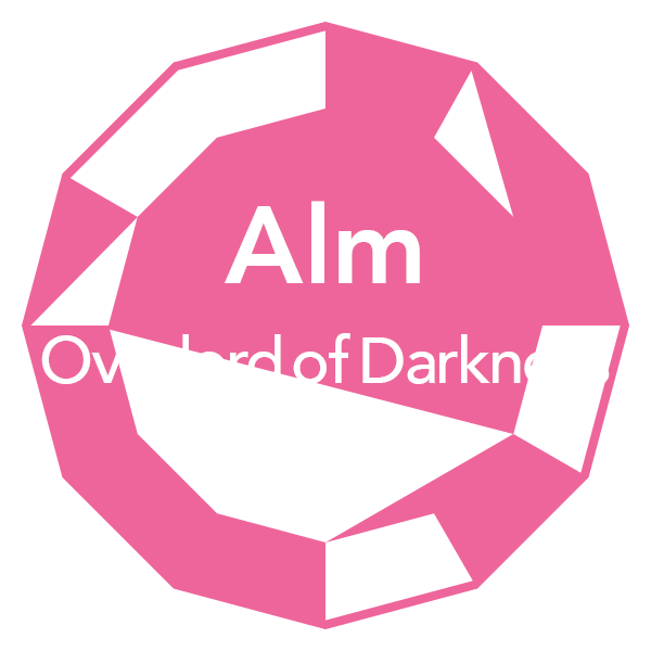 Alm - Overlord of Darkness: Ol=Ohma